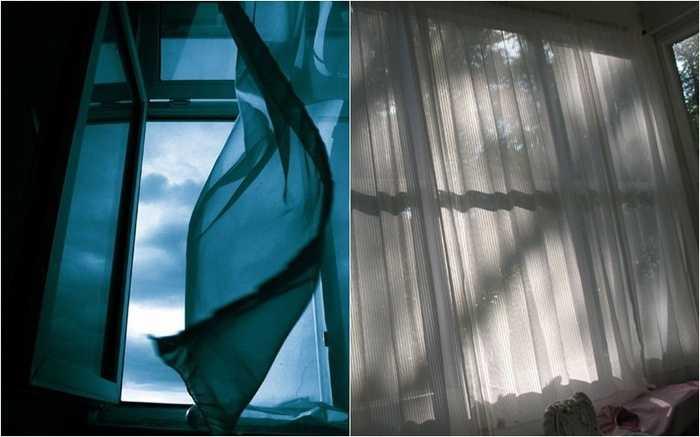 Cách làm mát phòng vào mùa hè đơn giản là đóng cửa và che rèm tất cả các cửa sổ