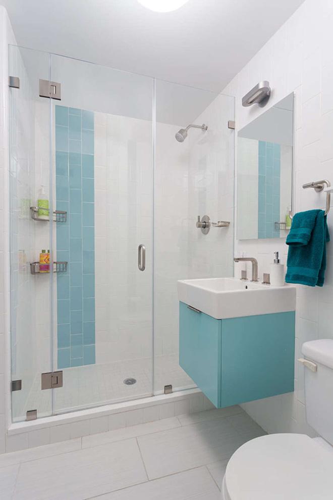 sự kết hợp tuyệt vời cho mẫu phòng tắm.