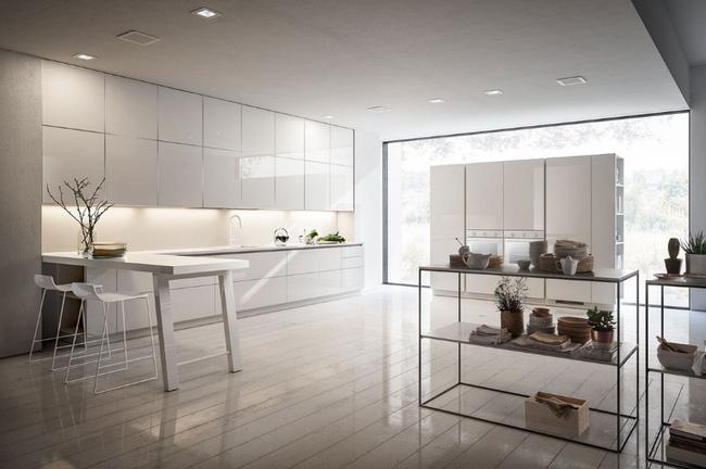 15 mẫu phòng bếp đẹp hiện đại và bắt mắt 10