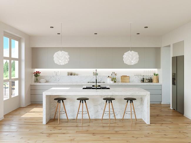 15 mẫu phòng bếp đẹp hiện đại và bắt mắt 11
