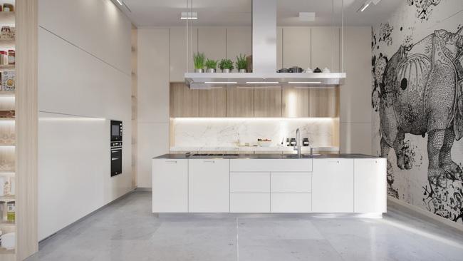 15 mẫu phòng bếp đẹp hiện đại và bắt mắt 14