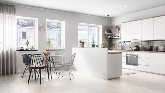 15 mẫu phòng bếp đẹp hiện đại và bắt mắt 15