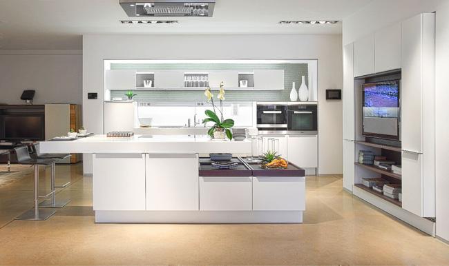 15 mẫu phòng bếp đẹp hiện đại và bắt mắt 5