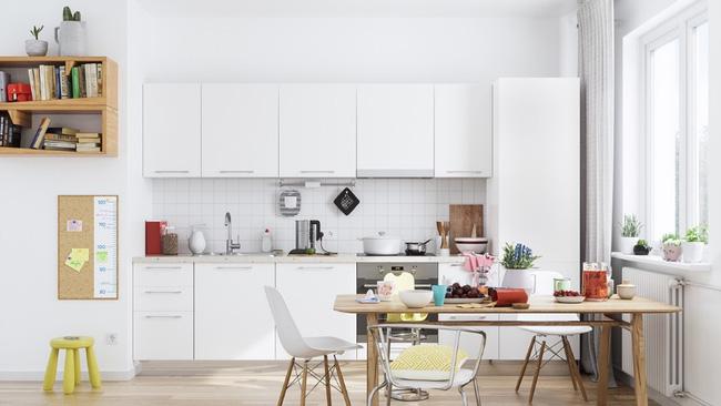 15 mẫu phòng bếp đẹp hiện đại và bắt mắt 8