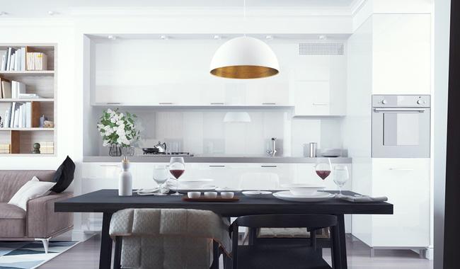 15 mẫu phòng bếp đẹp hiện đại và bắt mắt 9
