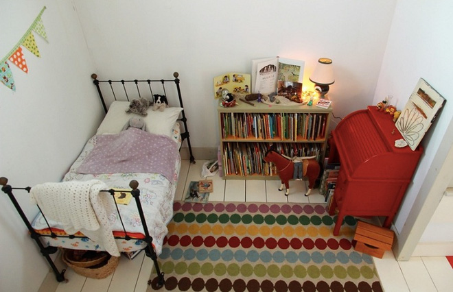 15 mẫu phòng ngủ trẻ em đẹp ngất ngây 1