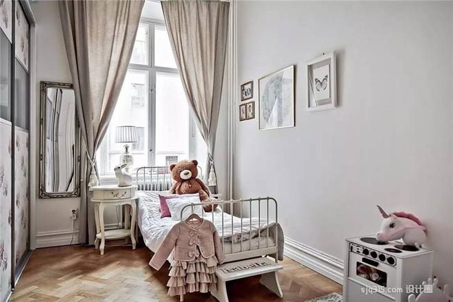 15 mẫu phòng ngủ trẻ em đẹp ngất ngây 2