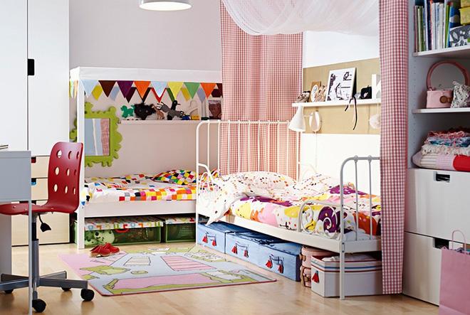 15 mẫu phòng ngủ trẻ em đẹp ngất ngây 11