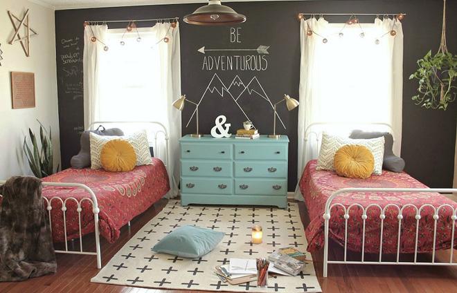 15 mẫu phòng ngủ trẻ em đẹp ngất ngây 3