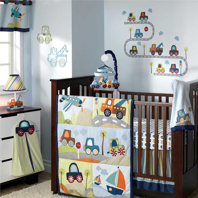 15 mẫu phòng ngủ trẻ em đẹp ngất ngây 4