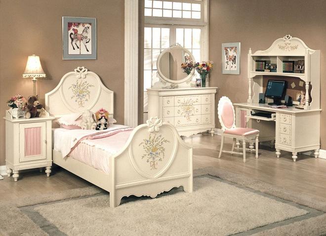 15 mẫu phòng ngủ trẻ em đẹp ngất ngây 9