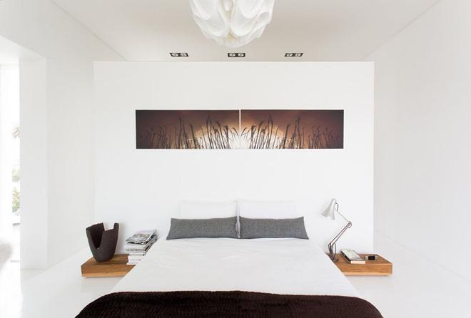 Phòng ngủ được nhấn nhá 3