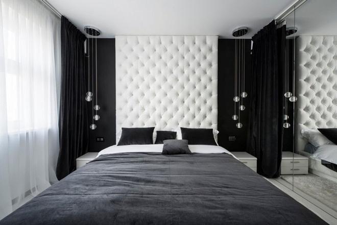 Phòng ngủ được nhấn nhá 5