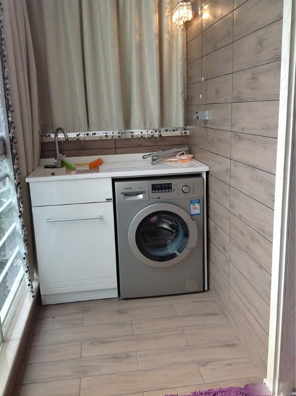 Ban công – vị trí lý tưởng để bố trí máy giặt cho nhà chật 8