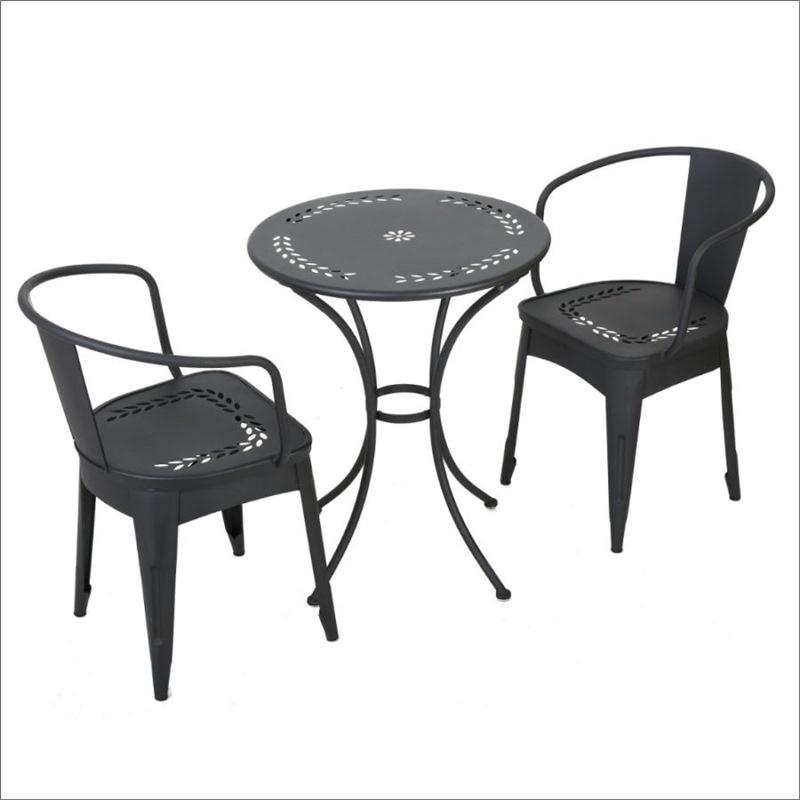 Ban công nhỏ cũng chẳng lo khi đã có những mẫu bàn ghế 3