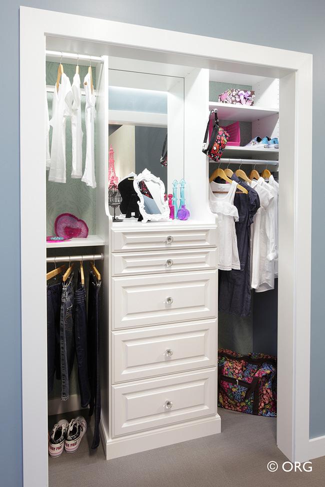 Không gian phòng ngủ của bé sẽ gọn gàng và đẹp mắt 6