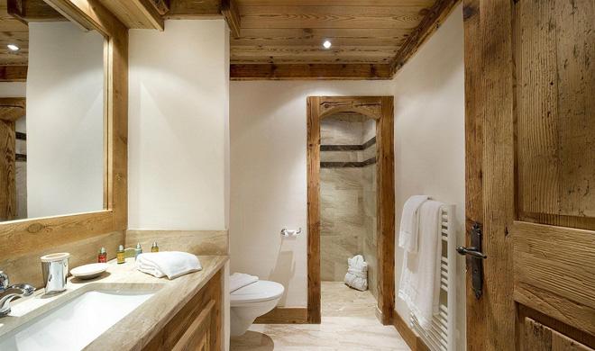 Những mẫu phòng tắm gỗ khiến bạn xao xuyến ngay khi đặt chân vào13