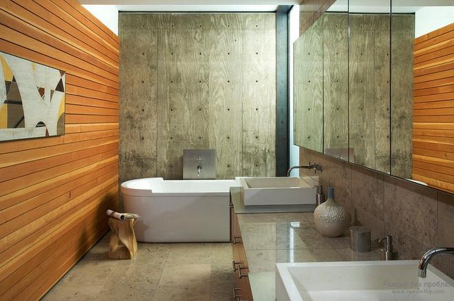 Những mẫu phòng tắm gỗ khiến bạn xao xuyến ngay khi đặt chân vào4