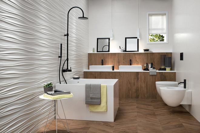 Những mẫu phòng tắm gỗ khiến bạn xao xuyến ngay khi đặt chân vào9