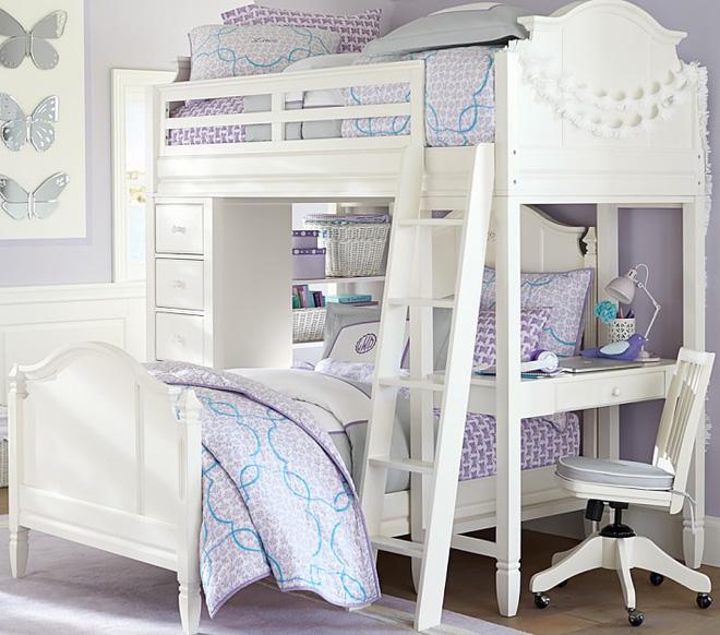 Phòng ngủ trẻ em cực ấn tượng với 7 mẫu giường ngủ 1