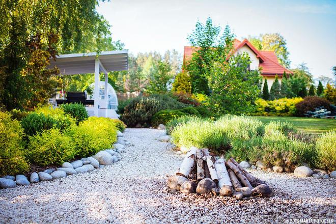 Sân vườn đẹp như mơ với 4 ý tưởng trang trí 15