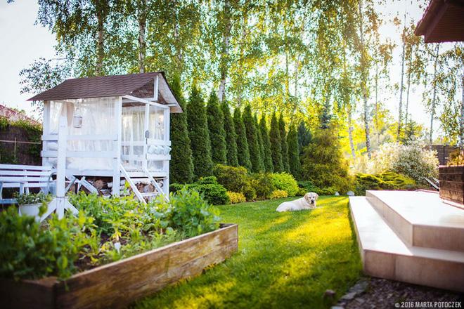Sân vườn đẹp như mơ với 4 ý tưởng trang trí 2