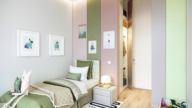 bedroom pattern