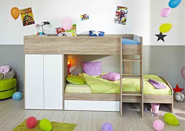 Collection of 39 beautiful children's bed model.30