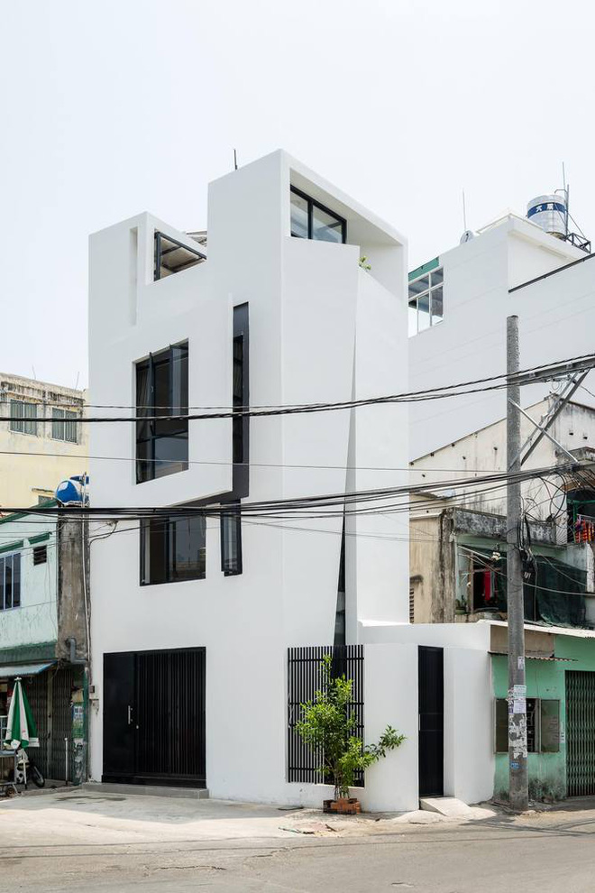 Although only 27 m2 but beautiful and angular house in Go Vap 1pay