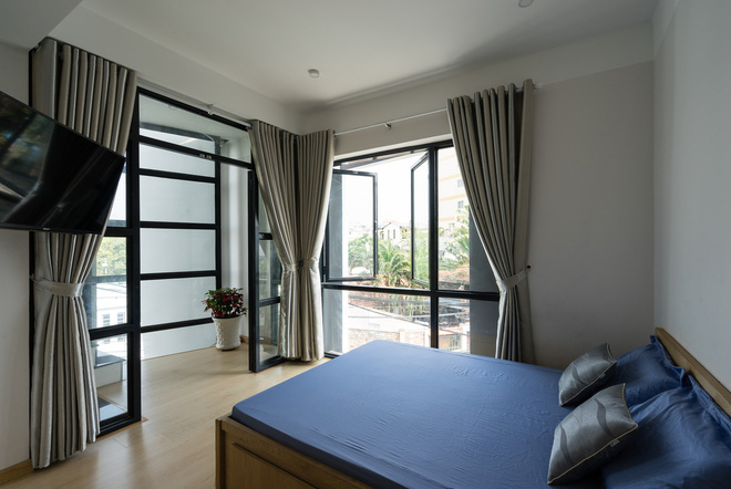 Although only 27 m2 but beautiful and angular house in Go Vap sleep room 1