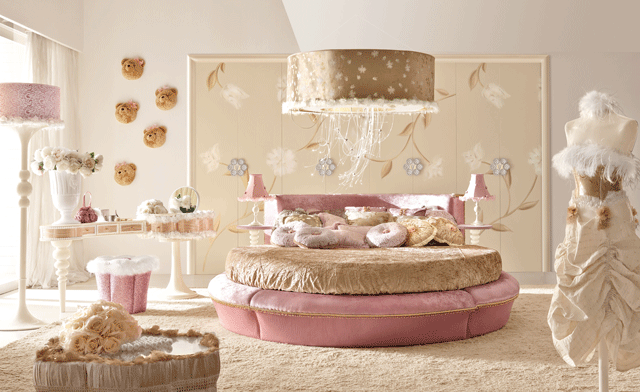 mẫu phòng ngủ cho bé