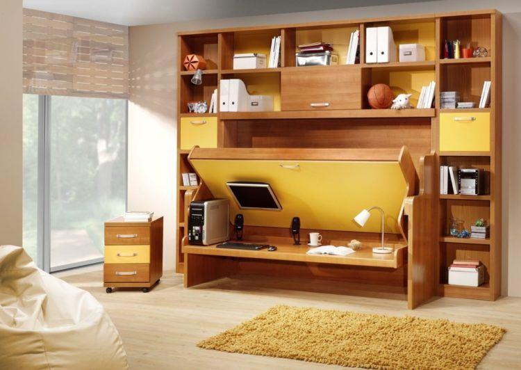 nội thất thông minh không gian nhà chật