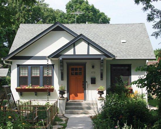 15 beautiful small bungalow classic style_ pattern 4