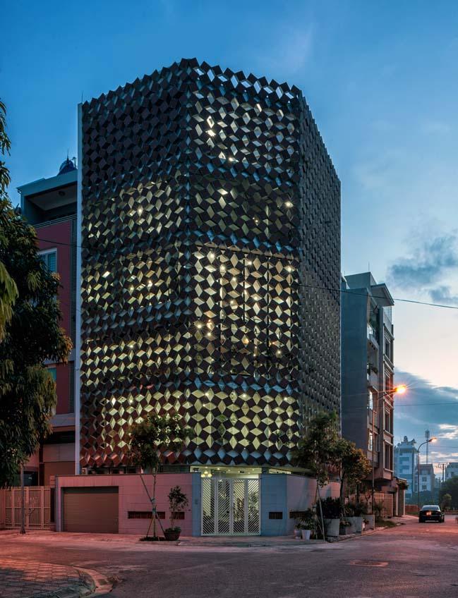 nhà phố đẹp 5 tầng với thiết kế mặt tiền 2 lớp (11)