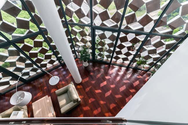 nhà phố đẹp 5 tầng với thiết kế mặt tiền 2 lớp (5)