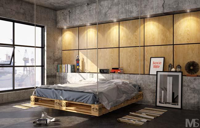 mẫu thiết kế phòng ngủ đẹp (15)