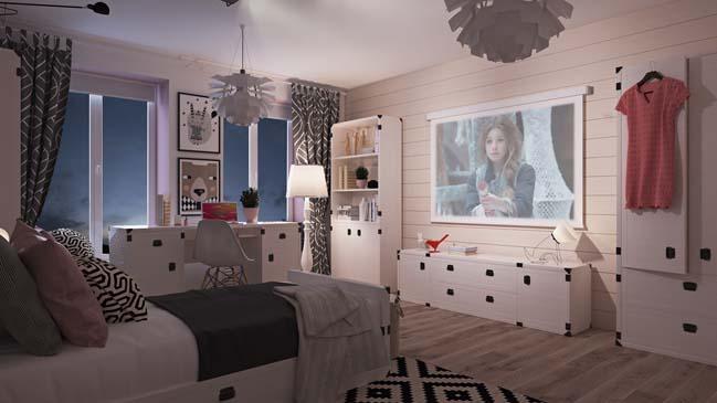 mẫu thiết kế phòng ngủ đẹp (2)