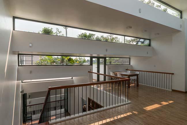 Mẫu nhà phố đẹp 4 tầng với thiết kế ruộng bậc thang ở Hà Tĩnh (8)