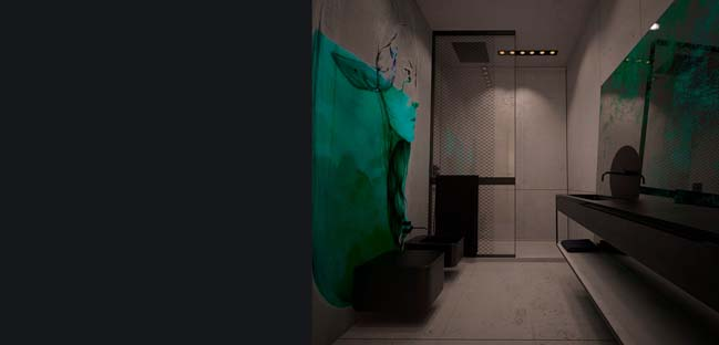 căn hộ penthouse 2 tầng (16)