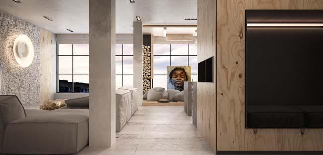 căn hộ penthouse 2 tầng (5)