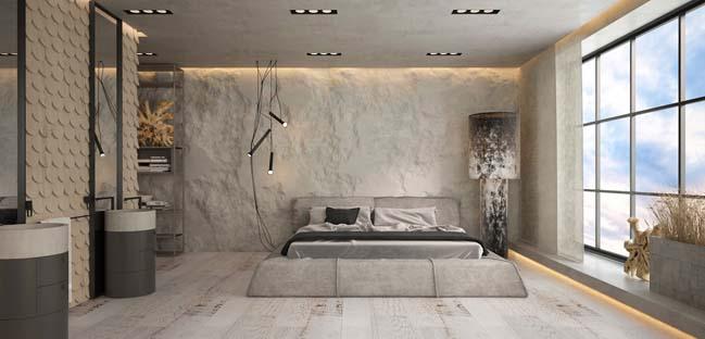 căn hộ penthouse 2 tầng (8)
