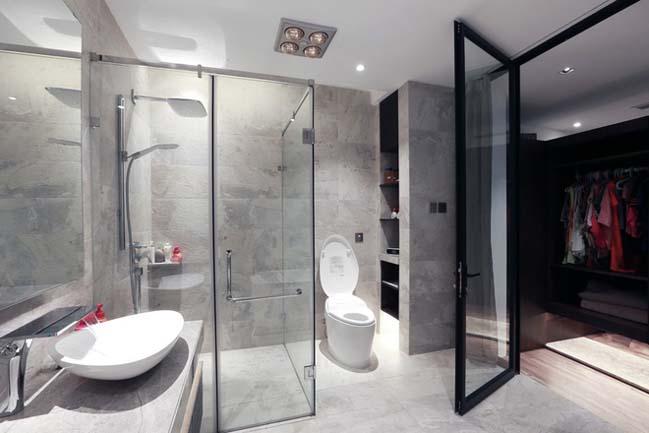 Nội thất căn hộ chung cư 256 m2 tại Hà Nội (11)