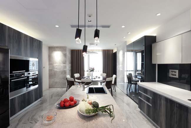 Apartment apartment 256 m2 in Hanoi (4)
