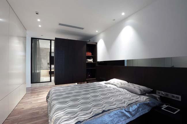 Apartment building 256 m2 in Hanoi (8)