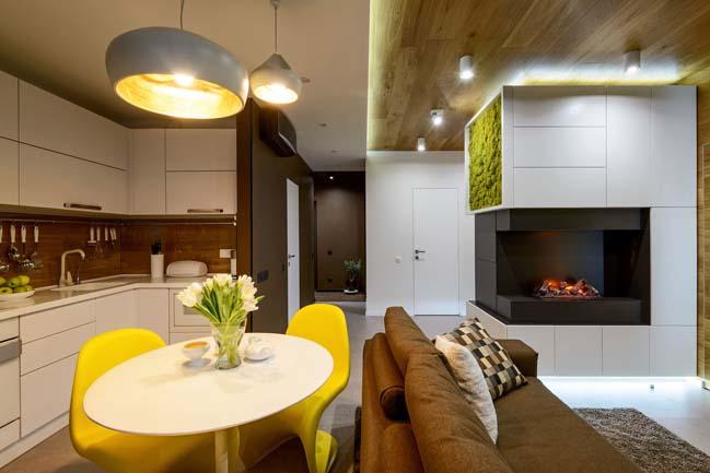Apartment interiors (3)