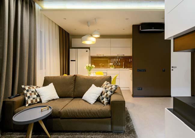 Apartment interiors (4)