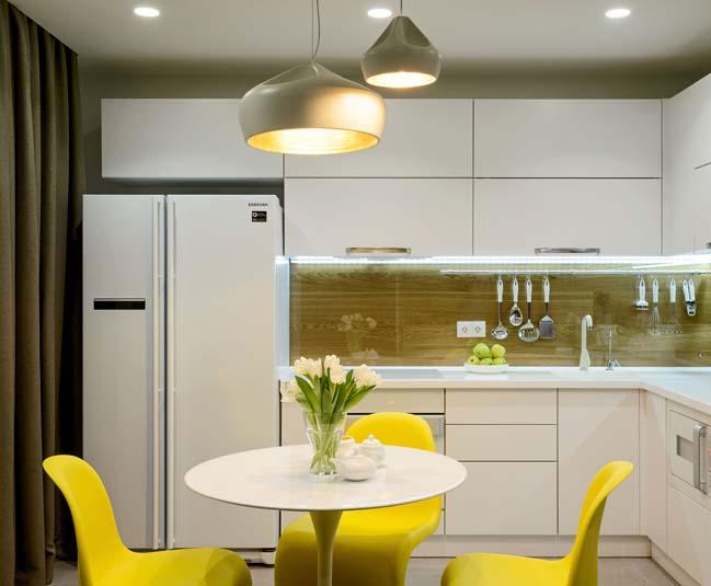 Apartment interiors (5)