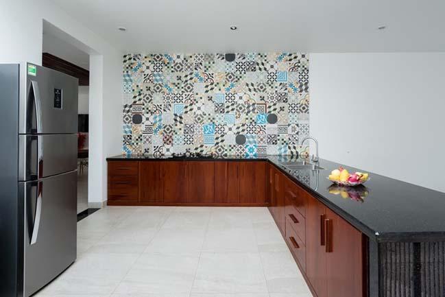 Thiết kế biệt thự 3 tầng theo phong cách Tây phương ở Đồng Nai (11)
