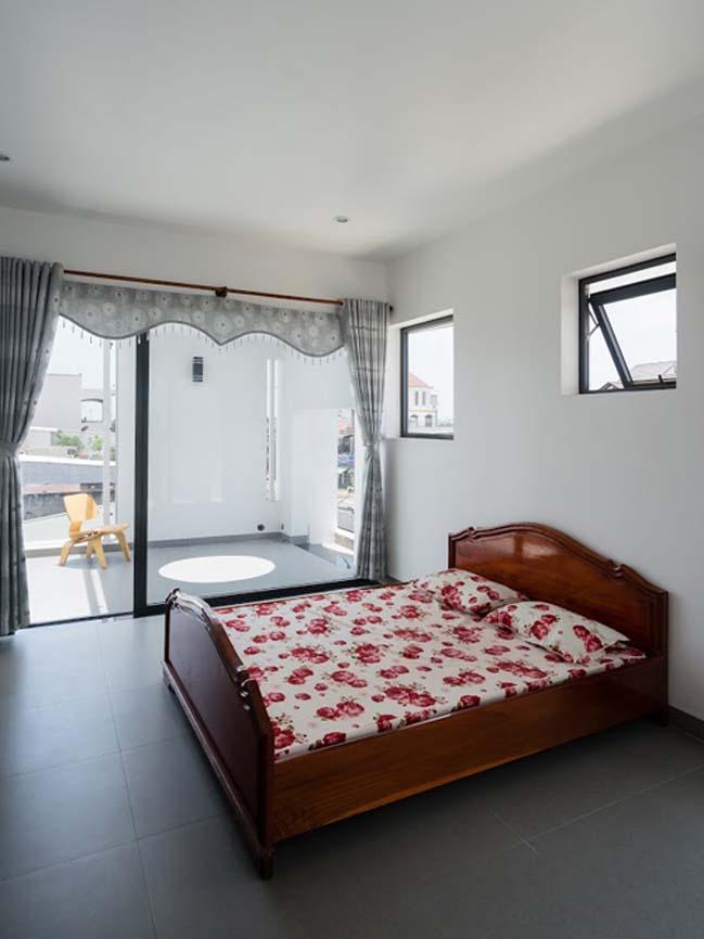Thiết kế biệt thự 3 tầng theo phong cách Tây phương ở Đồng Nai (12)