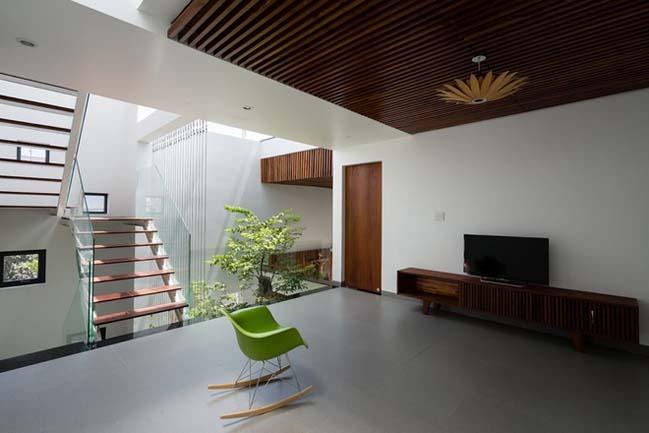 Thiết kế biệt thự 3 tầng theo phong cách Tây phương ở Đồng Nai (13)